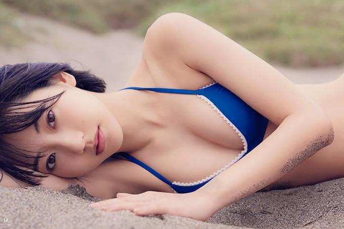 武田玲奈 可愛さ暴発…水着のヴィーナス。