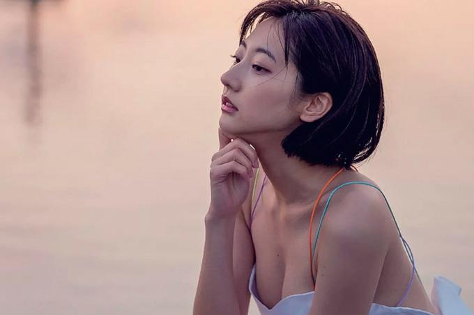 武田玲奈 美少女がいつの間にかオトナの美女に。