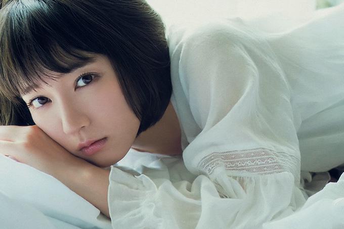 吉岡里帆 夏の終わりに…綺麗なお姉さん。
