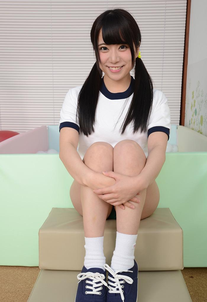 初美りん ブルマ 画像 12