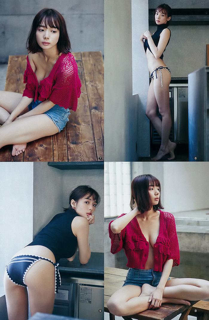 岡田紗佳 画像 4