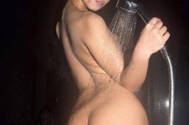 シャワー浴びて光る女体画像 part6