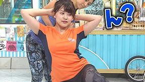 日テレ・尾崎里紗アナのムッチムチな体つき