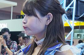 東京モーターショーで話題になったコンパニオン「沢すみれ」さんが可愛かったのでまとめてみた!