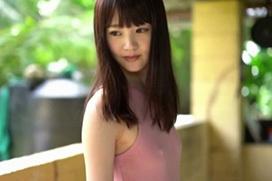32歳になった浜田翔子の新作乳首ポッチ