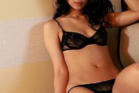 セクシー黒下着を身にまとった美女の誘惑たまらんなwww(画像30枚)