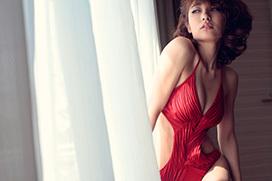 美麗グラビア × 熊田曜子 官能と誘惑とセクシーと。