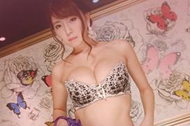 キャバ嬢ドラマで森咲智美(25)のガチ下着姿