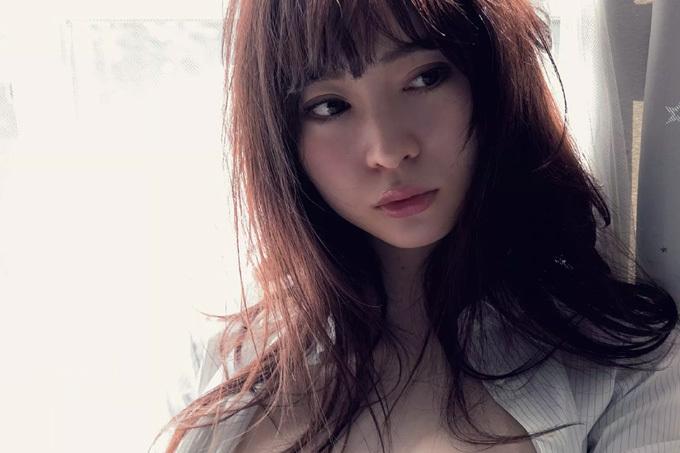 """沙月とわ スレンダーでGカップ爆乳…AV界の""""リアル・峰不二子"""""""
