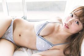 現役音大生モデル!みうらうみ(18)の水着グラビアエロ画像14枚