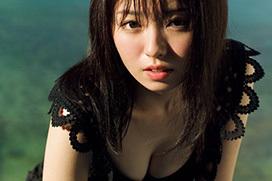いじめ疑惑のあった元欅坂46今泉佑唯、Jrアイドル時代から大きく成長した巨乳見せるww