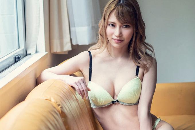 如月結衣 フランスクオーター美女の超絶名器!