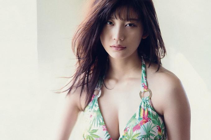 小倉優香 胸がアツくなるほど美しくセクシー…。
