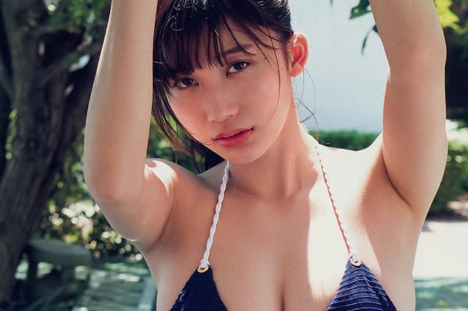 小倉優香 クールに挑発…艶っぽさ全開のセクシー新境地!
