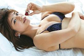 藤木由貴(26) 濡れたマーメイド。