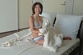 日本レースクイーン大賞5冠達成の超絶美女 藤木由貴、ベッドの上のセックスアピールがコチラw