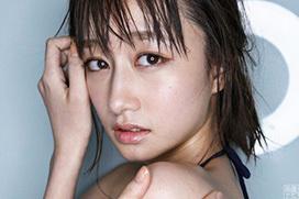 福島雪菜(20) 劇団所属の美人モデルがグラビア参戦!