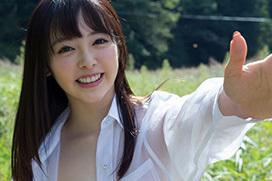 小倉由菜 無邪気で笑顔が可愛い美少女が顔真っ赤にして喘ぎまくるデビューおっぱい画像