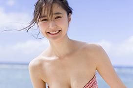 non-no専属モデル鈴木友菜(24)水着グラビアエロ画像43枚