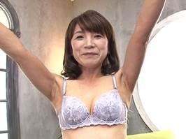森山景子〈五十路〉エッチが大好きで主人一人じゃ体を持て余す淫靡な主婦