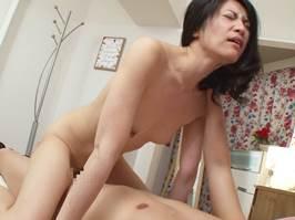 古川祥子(四十路)隣のヤンキーに中出しされ汚された美人主婦