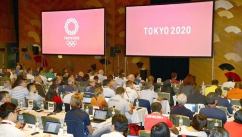 【速報】韓国人「東京オリンピック参加国選手団長会議、12ヶ国ボイコット」
