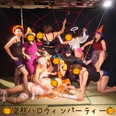 報告★変態Halloween Party