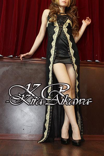 綺羅女王様専用衣装  ロングドレス(黒) 6-20