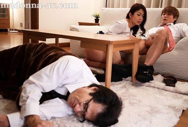 『ウチの妻を口説いてみないか?』結婚20年目の妻の愛を確かめたくて部下に豪語したら妻が寝取られ完堕ちしていた後悔のNTR