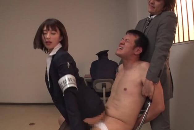 膣内射精6連発!違反者に白状させるためドS執行官の美少女が罵声混じりの強引で超攻撃的な中出し制裁《乙都さきの》