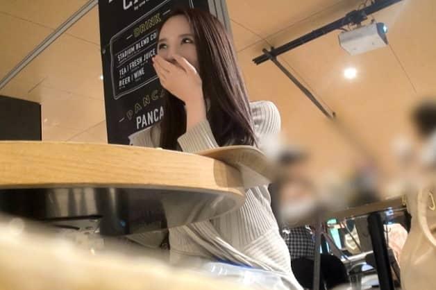 「え、待って中に出したの!?」パパ活サイトで出会ったGカップ巨乳の素人美女をカネの力でハメ撮り!《野々宮蘭》