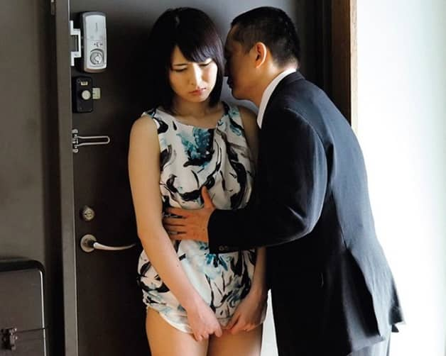 【人妻NTR】夫の上司に犯され何度も中出し種付け調教され続けた巨乳妻は完堕ちし自ら中出し懇願