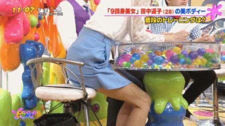 田中道子の画像045