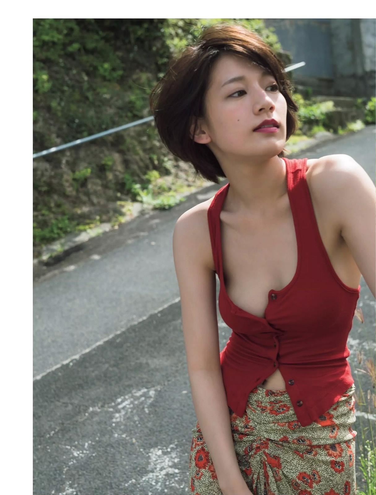 藤美希 W杯キャスターの下着お○ぱい倍野菜セクシー画像