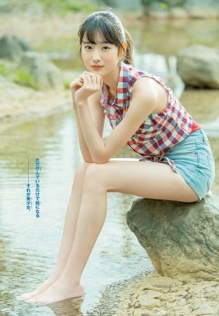高橋ひかる 国民的美少女の清純ショーパン生脚セクシー画像