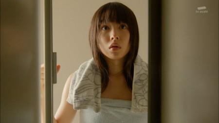 桜井日奈子 ノーパン全裸シャワー「僕の初恋をキミに捧ぐ 第1話」セクシー画像