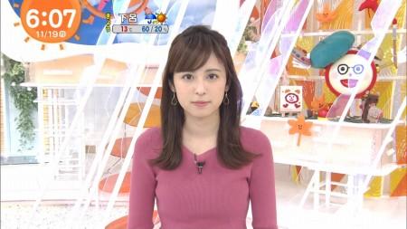 久慈暁子アナの画像028