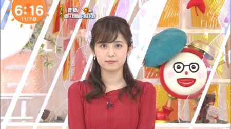 久慈暁子アナの画像039