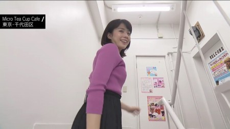 田中萌アナの画像035