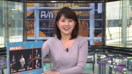 田中萌アナの画像049