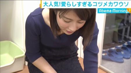 田中萌アナの画像061