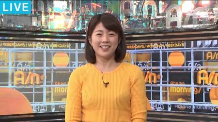田中萌アナの画像069