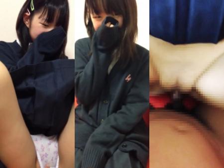 <個人撮影>あのロリコン性犯罪者が保存していたスマホの流出映像!中●生みたいな女子校生を生ハメ撮りw<美少女JK>