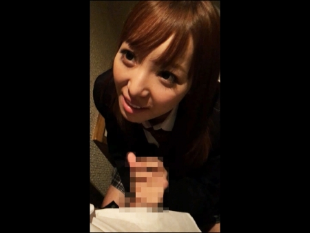 <個人撮影>東京都内の有名校に通うヤリマン女子校生のぞみをスマホで撮影した生々しいハメ撮り動画が流出w<高画質>