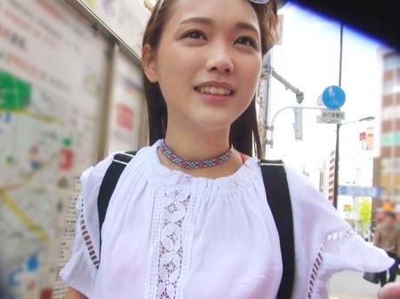 <素人ナンパ企画>世界レベルな台湾の超絶ロリギャルを捕獲!快感に悶える姿に胸キュン不可避 リン・メイラン<美少女>