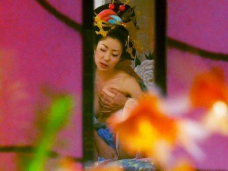 <菅野美穂>トップ女優らが生チチ揉まれるSEXシーンを抽出&女児ロリ美少女がスパンスパン騎乗位をノゾキ<木村佳乃>