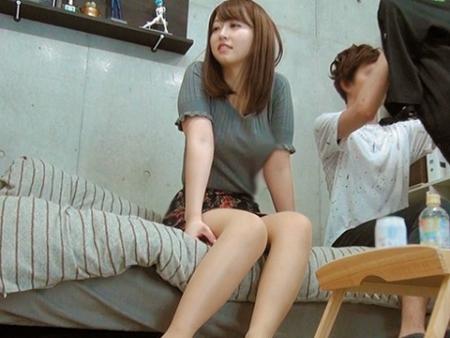 【SEX盗撮】「キスだけなの?」川田裕美アナに似た超ロリ美少女がヤリチンに口説かれ鬼ピストンw【素人ナンパ企画】@Tube8