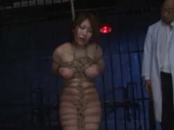 Filthy Asian Whore in Shibari Gets Brutally Spanked - Pornhub.com - 200427-092930