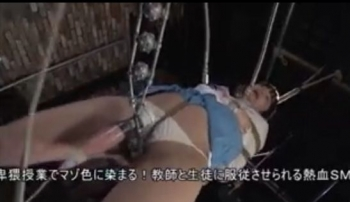 スパルタ教育実習生 奈落のハレンチご奉仕犬 宮崎あや - 無料エロ動画 - DMMアダルト(1)