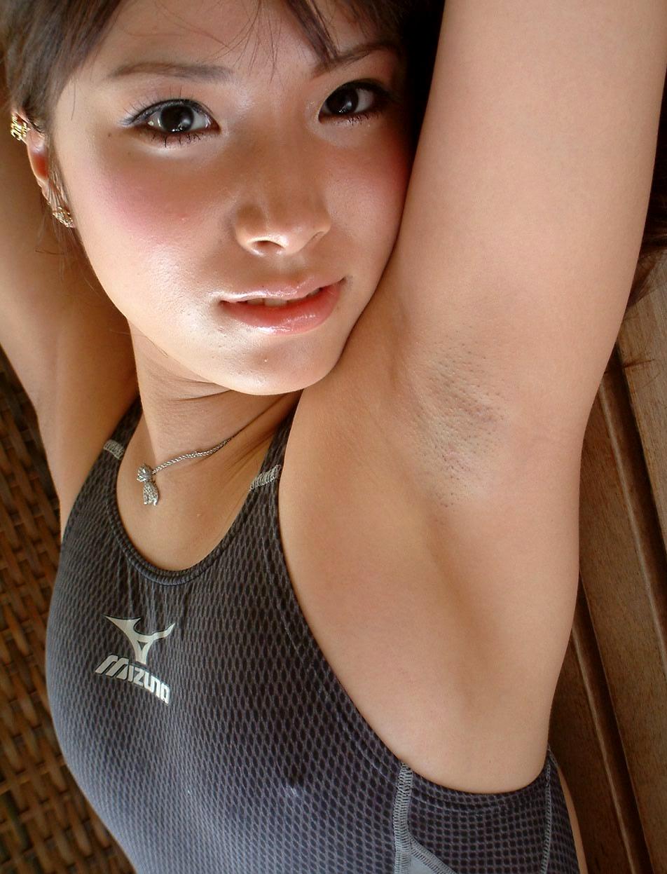 橘ひなたのジョリ腋 (3)